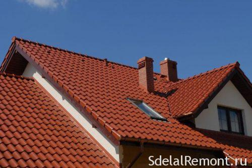 Roof tiles, advantages and disadvantages