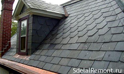 Сланцавы дах