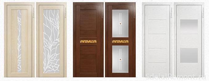 двері екошпон