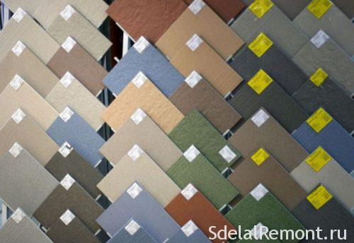 Выбор плитки на балкон