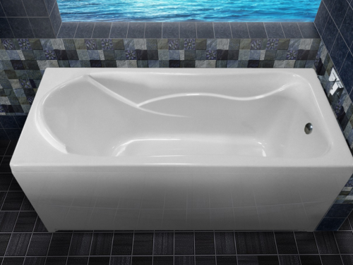 acrylic bathtub and its features