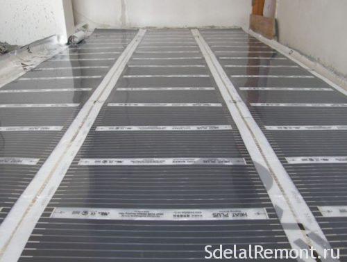 який вибрати ІК тепла підлога
