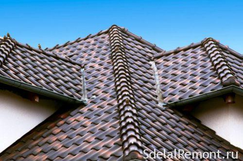 ceramic tiles for roofing