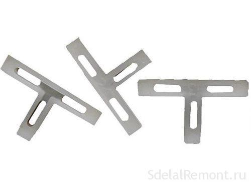 какие крестики для плитки
