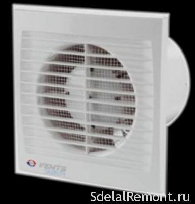 вентилятор для ванної кімнати