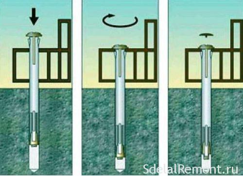 кріплення для скління балкона