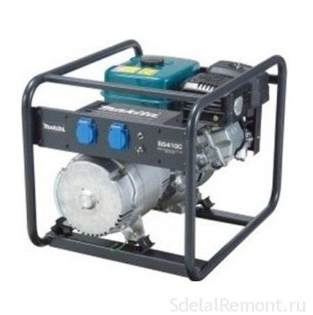 Бензиновый генератор Makita EG 410 C