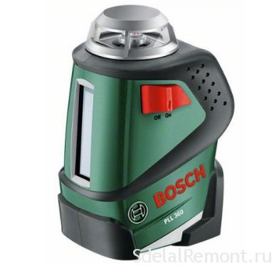 Level Bosch PLL 360