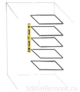 Чертежи шкафа-купе фото