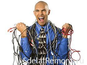 Электропроводка в квартире своими руками видео, фото