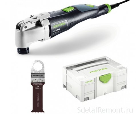 Festool VECTURA OS 400 EQ Set