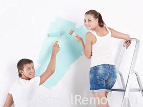 Как подготовить гипсокартон к покраске фото