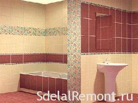 Как правильно выбрать плитку для ванной комнаты фото