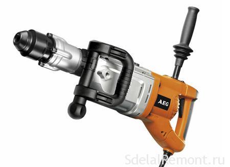 Перфоратор SDS MAX AEG PN 11 E фото