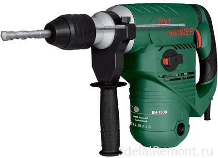 Перфоратор SDS MAX DWT BH-1500 BMC фото