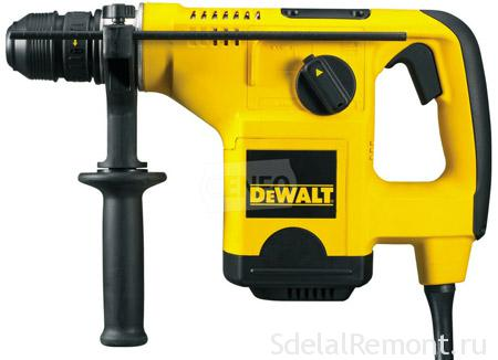 Перфоратор SDS MAX DeWALT D 25600 K фото