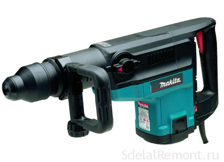 Перфоратор SDS MAX Makita HR 5001 C фото