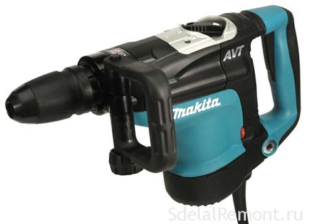 Перфоратор SDS MAX Makita HR4011C фото