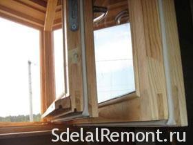Ремонт старых деревянных окон своими руками. Реставрация и утепление