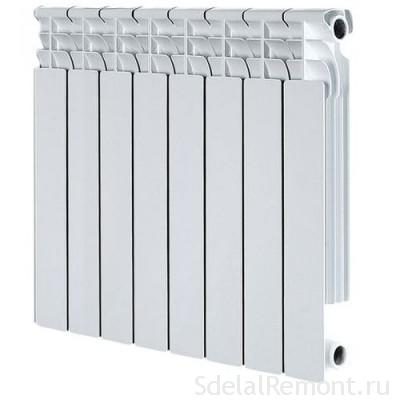 алюмінієвий радіатор