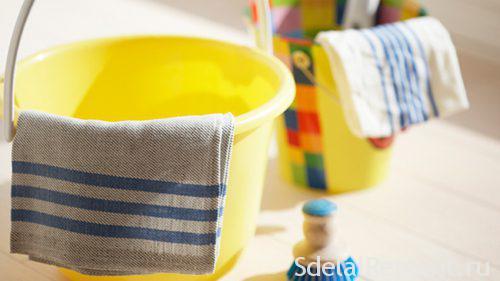 ніж мити пластикові підвіконня в домашніх умовах
