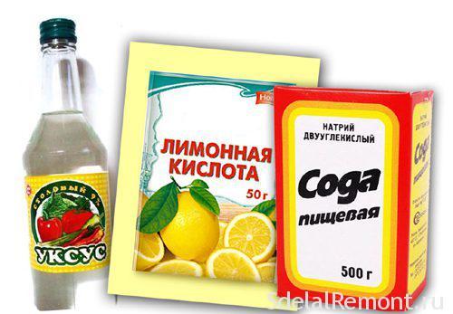сода для очищения организма пить отзывы