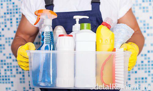 Чем почистить ванну в домашних условиях
