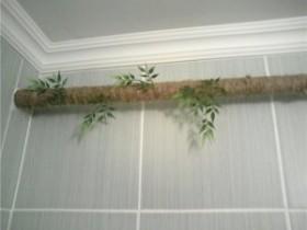 Маскирование труб под растительность