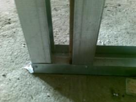 Дополнительная стойка для дверного проема