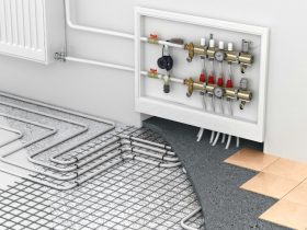 Design And Operation Of Underfloor Heating In The Apartment Or House