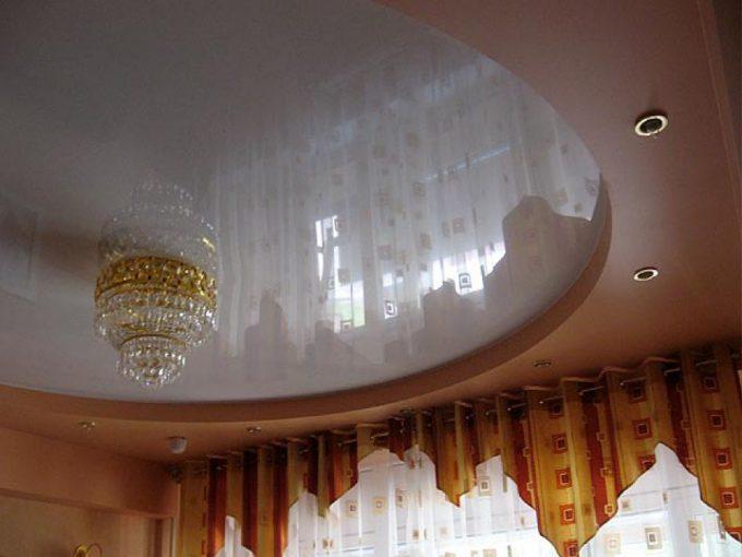 стильный потолок 2