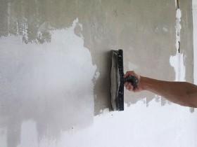Preparing walls