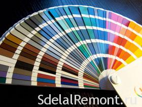 Какие цвета сочетаются в интерьере фото