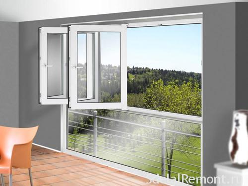 10 главных вопросов про окна . 8. В каких случаях лучше использовать раздвижные окна вместо распашных?