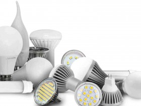 LED lamps raznidnosti