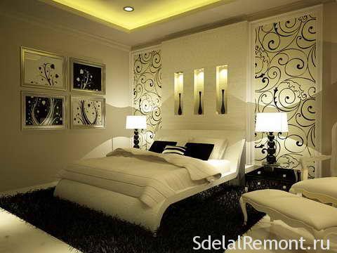 Дизайн стін шпалерами