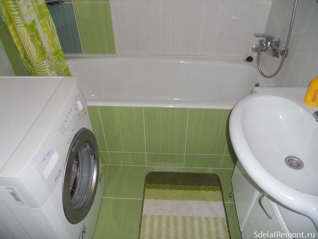 Салатовая плитка для ванной фото