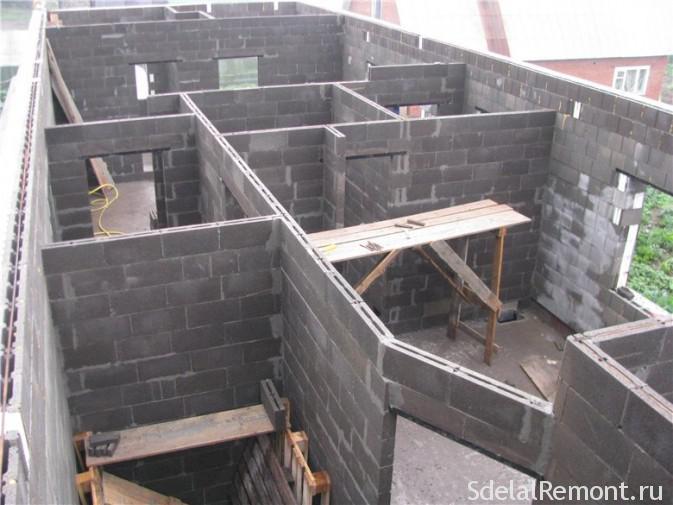Керамзитобетон в квартире бетонные работы способы подачи и укладки бетонной смеси