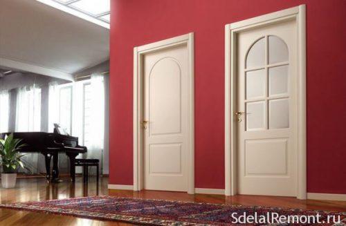 Межкомнатные пвх двери плюсы и минусы