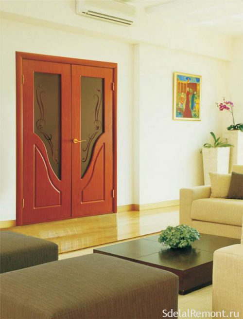 PVC doors pros and cons