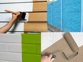 Сфера применения латексной краски