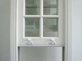 Вертикально-раздвижные окна