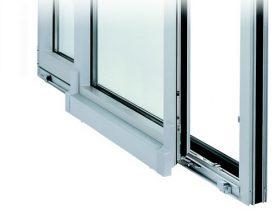 Похило-зрушення система вікон