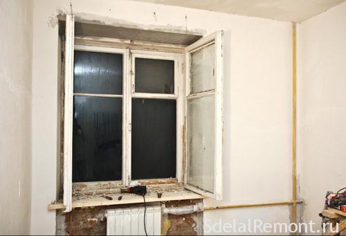 Окна ремонт своими руками
