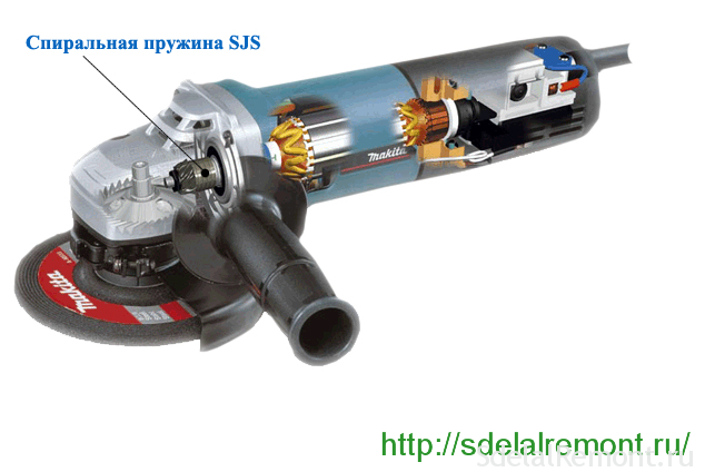 Ремонт электродвигателя болгарки своими руками