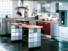Мебель из стеклоблоков