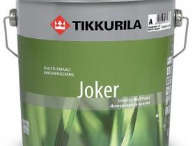 Влагостойкая латексная краска Tikurrila