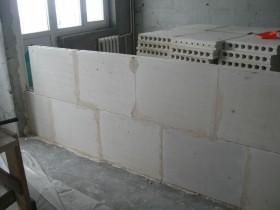 Укладки плит в сухом помещении