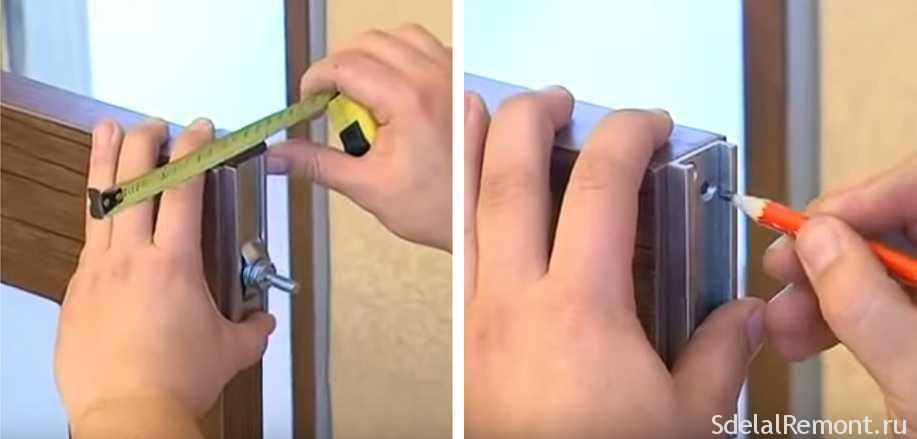 Как установить дверь на роликах своими руками 76