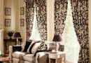 Choosing a model curtains to create a cozy interior